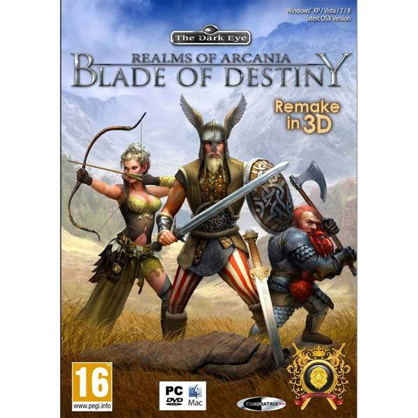 Realms of Arkania: Blade of Destiny PC