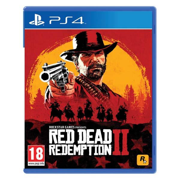 Red Dead Redemption 2 [PS4] - BAZÁR (použitý tovar)