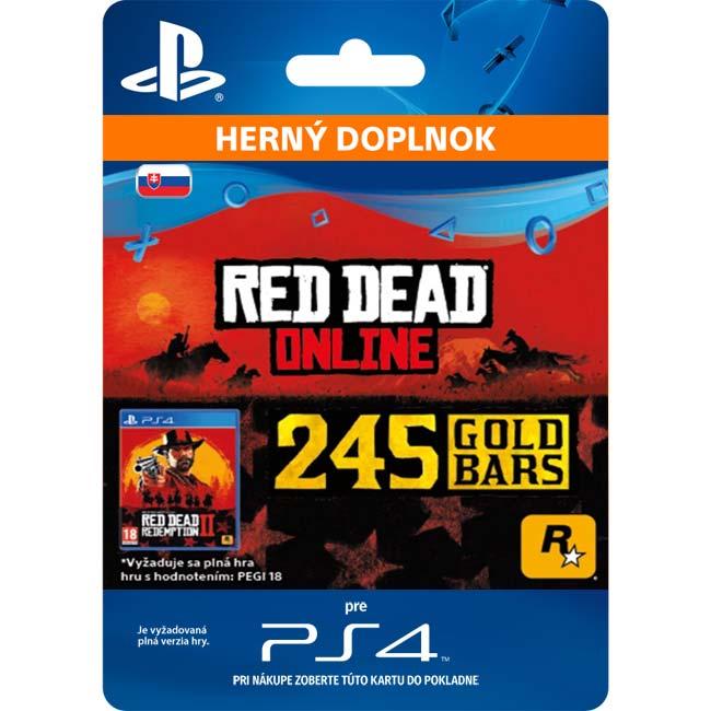 Red Dead Redemption 2 (SK 245 Gold Bars)