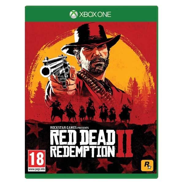 Red Dead Redemption 2 [XBOX ONE] - BAZÁR (použitý tovar)