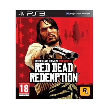 Red Dead Redemption [PS3] - BAZÁR (použitý tovar)