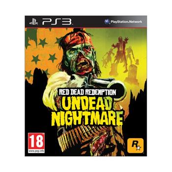 Red Dead Redemption: Undead Nightmare [PS3] - BAZÁR (použitý tovar)
