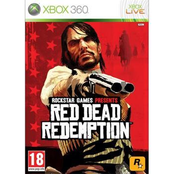 Red Dead Redemption- XBOX 360- BAZÁR (použitý tovar)