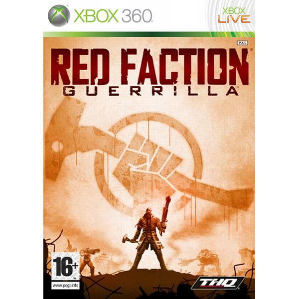 Red Faction: Guerrilla CZ XBOX 360