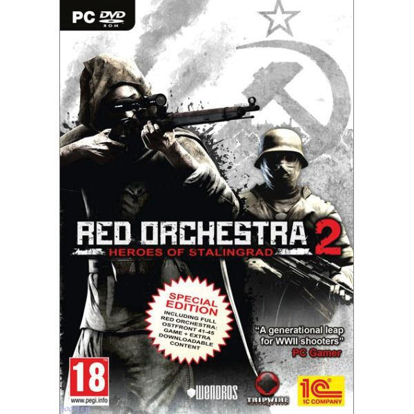 Red Orchestra 2: Heroes of Stalingrad (Special Edition)