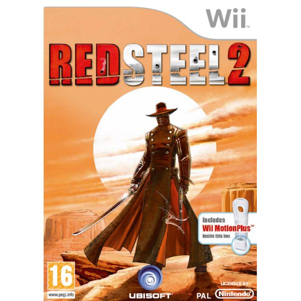 Red Steel 2 + Wii MotionPlus