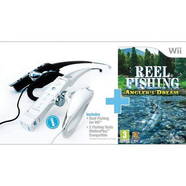Reel Fishing: Angler's Dream + udice
