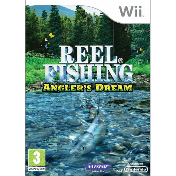 Reel Fishing: Angler�s Dream