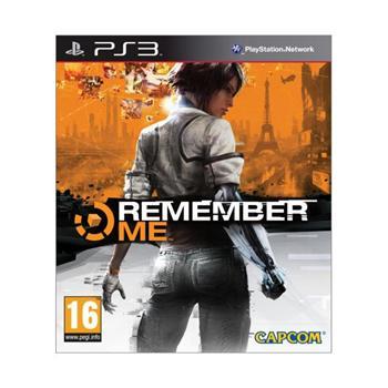 Remember Me [PS3] - BAZÁR (použitý tovar)