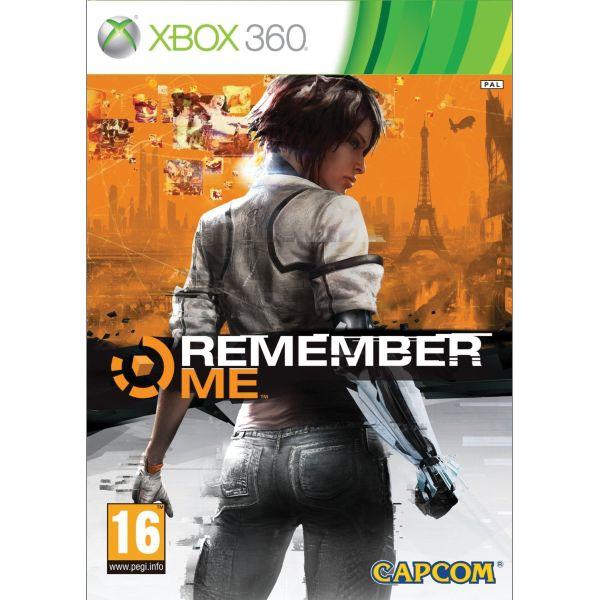 Remember Me [XBOX 360] - BAZÁR (použitý tovar)