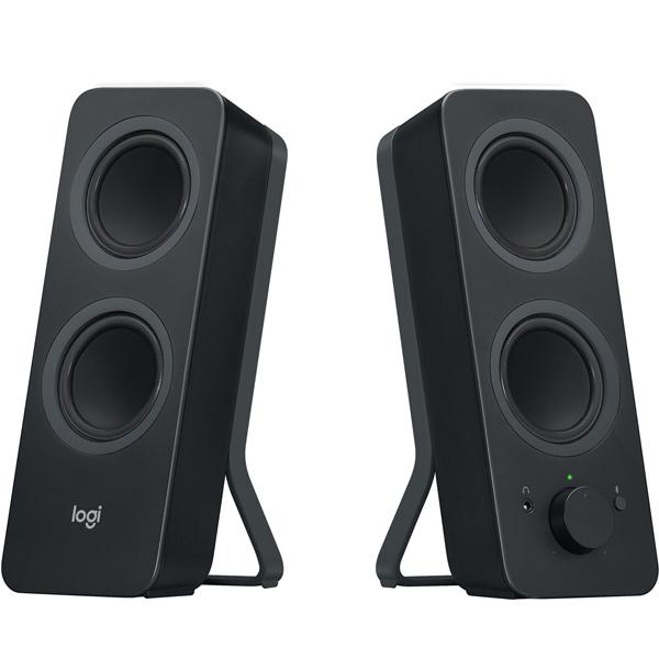 Reproduktory Logitech Speaker Z207, black 980-001295
