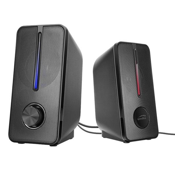 Reproduktory Speedlink Badour Stereo Speaker