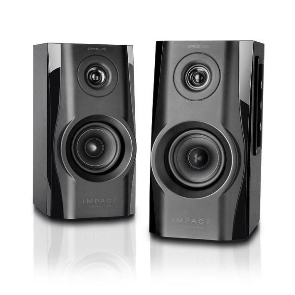 Reproduktory Speedlink Impact Stereo Speakers