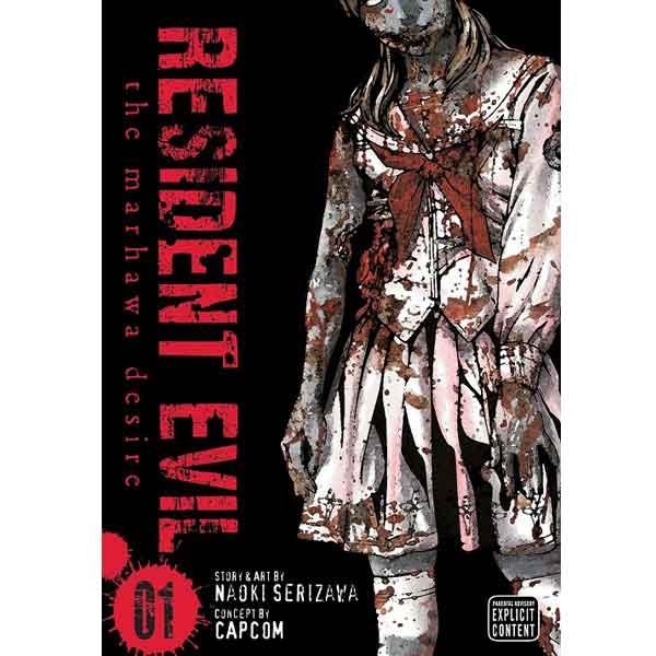 Resident Evil 1 - The Marhawa Desire