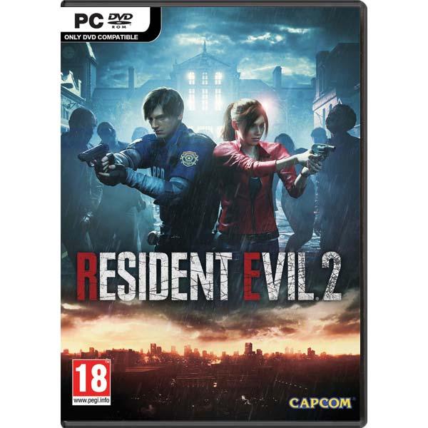 d93d04cb173a9 Resident Evil 2 - PC