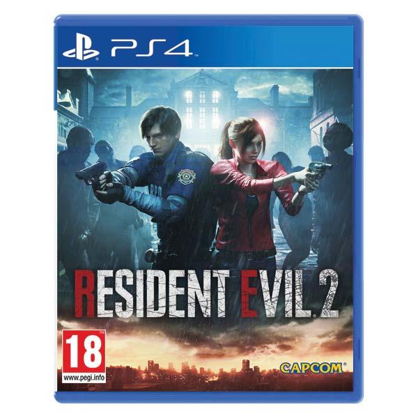 Resident Evil 2 [PS4] - BAZÁR (použitý tovar)