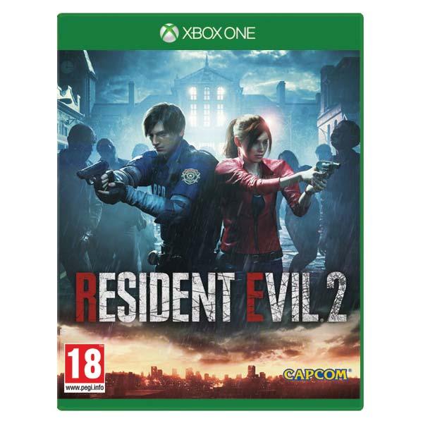 Resident Evil 2 [XBOX ONE] - BAZÁR (použitý tovar)