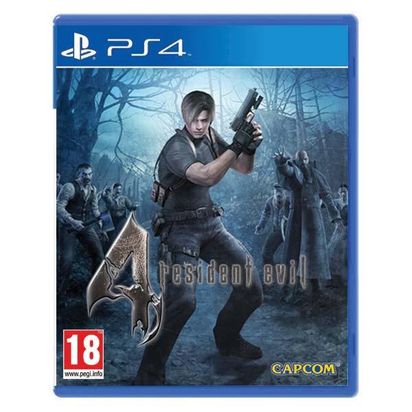 Resident Evil 4 [PS4] - BAZÁR (použitý tovar)