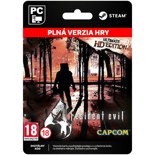 Resident Evil 4 (Ultimate HD Edition) [Steam]