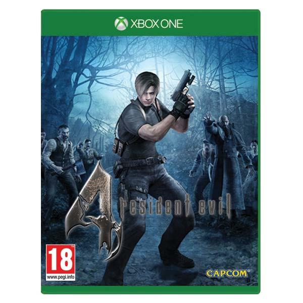 Resident Evil 4 [XBOX ONE] - BAZÁR (použitý tovar)