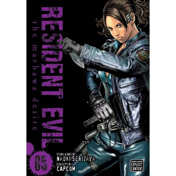 Resident Evil 5 - The Marhawa Desire
