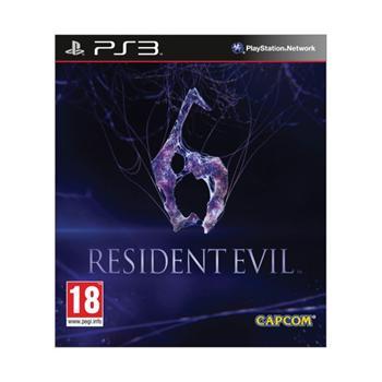 Resident Evil 6-PS3 - BAZÁR (použitý tovar)