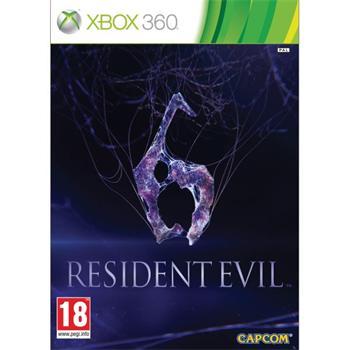 Resident Evil 6 - XBOX 360- BAZÁR (použitý tovar)