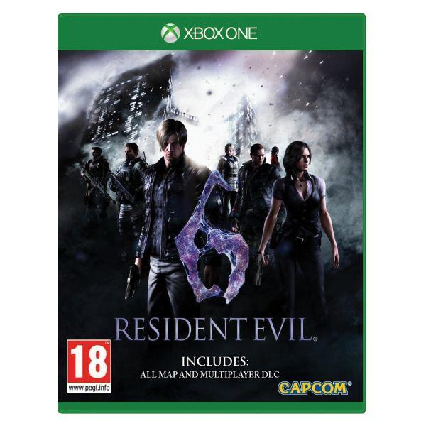 Resident Evil 6 [XBOX ONE] - BAZÁR (použitý tovar)