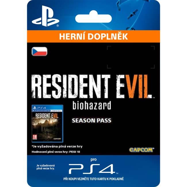 Resident Evil 7: Biohazard (CZ Season Pass)