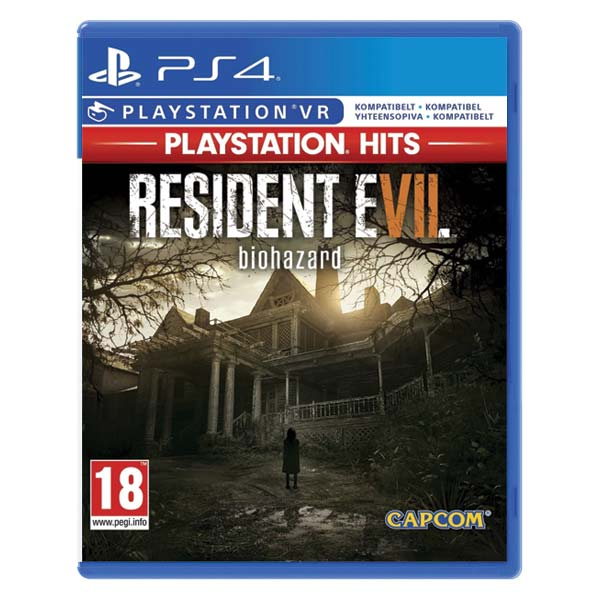 Resident Evil 7: Biohazard PS4