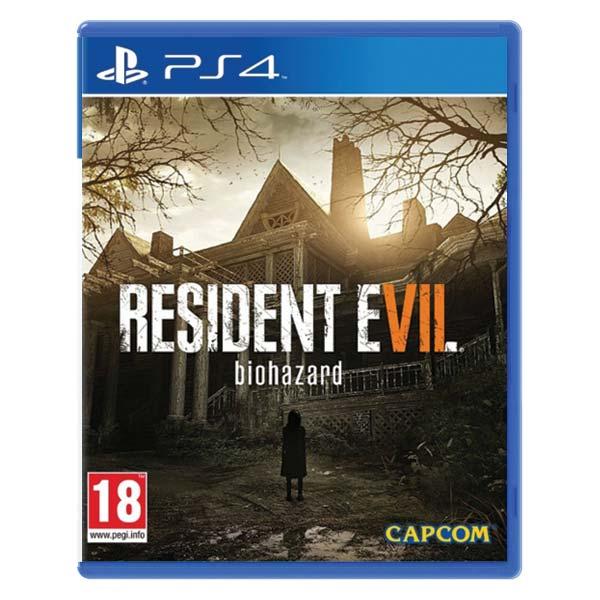 Resident Evil 7: Biohazard [PS4] - BAZÁR (použitý tovar)