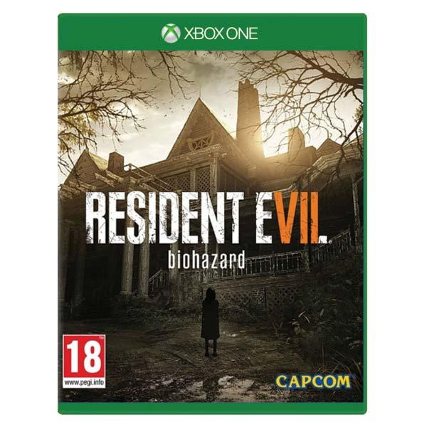 Resident Evil 7: Biohazard [XBOX ONE] - BAZÁR (použitý tovar)