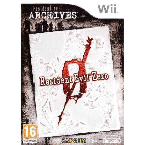 Resident Evil Archives: Resident Evil Zero