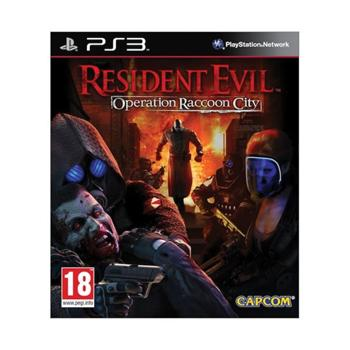 Resident Evil: Operation Raccoon City PS3 - BAZ�R (pou�it� tovar)