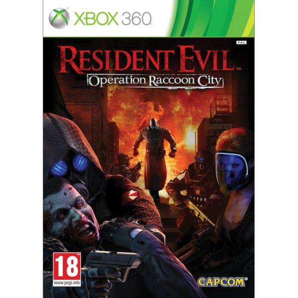 Resident Evil: Operation Raccoon City- XBOX 360- BAZÁR (použitý tovar)