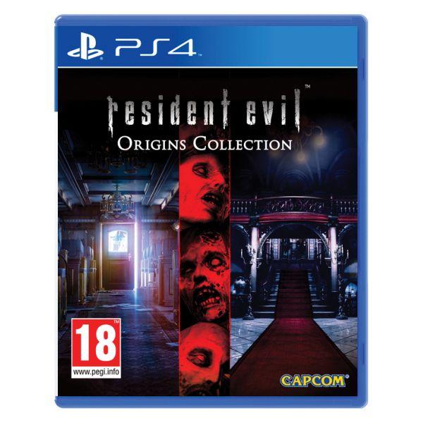 Resident Evil (Origins Collection) [PS4] - BAZÁR (použitý tovar)