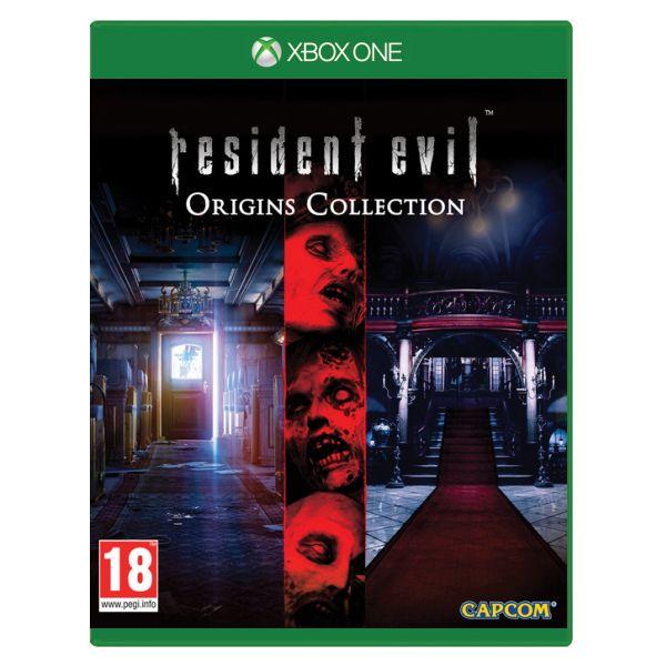Resident Evil (Origins Collection) [XBOX ONE] - BAZÁR (použitý tovar)