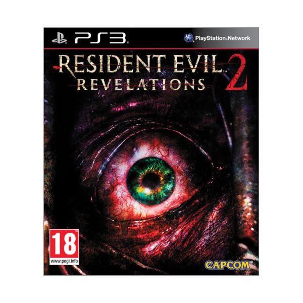 Resident Evil: Revelations 2 [PS3] - BAZÁR (použitý tovar)