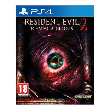 Resident Evil: Revelations 2 [PS4] - BAZÁR (použitý tovar)