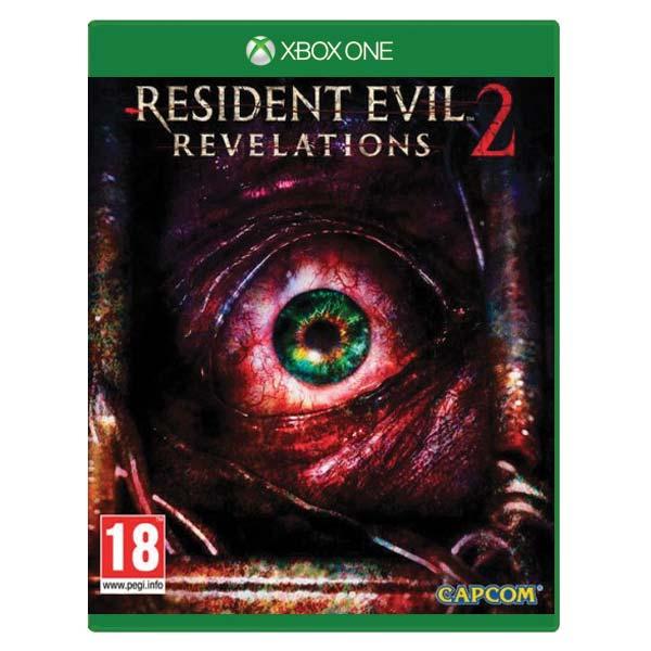 Resident Evil: Revelations 2 [XBOX ONE] - BAZÁR (použitý tovar)