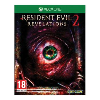 Resident Evil: Revelations 2 [XBOX ONE] - BAZ�R (pou�it� tovar)