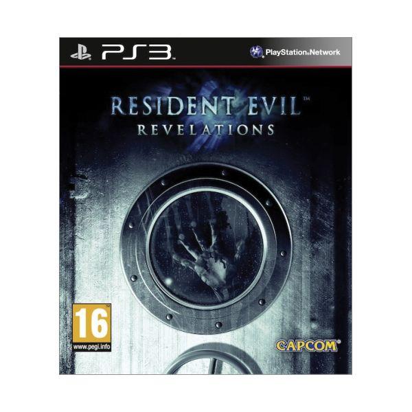 Resident Evil: Revelations [PS3] - BAZÁR (použitý tovar)