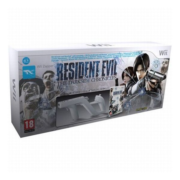 Resident Evil: The Darkside Chronicles + Wii Zapper