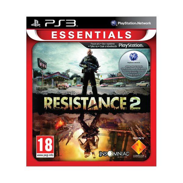 Resistance 2-PS3 - BAZÁR (použitý tovar)