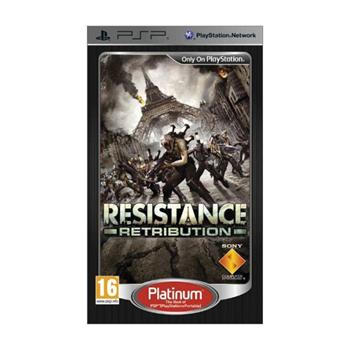 Resistance: Retribution [PSP] - BAZ�R (pou�it� tovar)