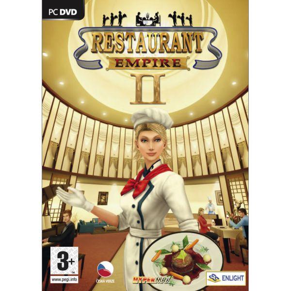 Restaurant Empire 2 CZ