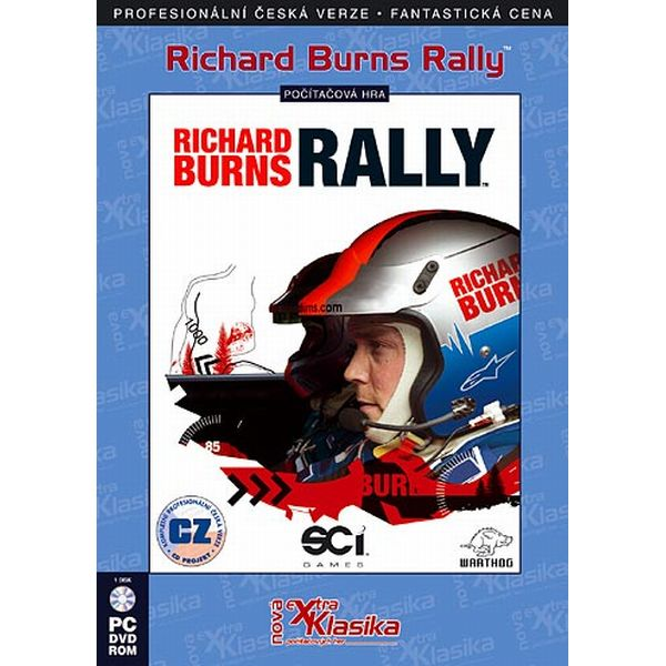 Richard Burns Rally CZ