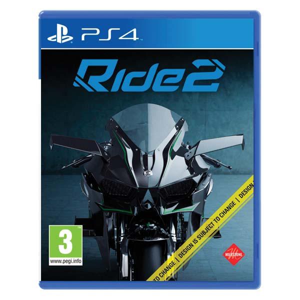 RIDE 2 [PS4] - BAZÁR (použitý tovar)