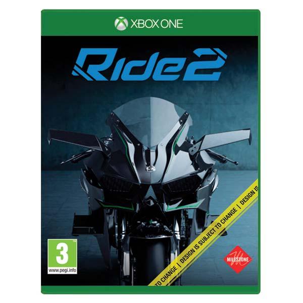 RIDE 2 [XBOX ONE] - BAZÁR (použitý tovar)