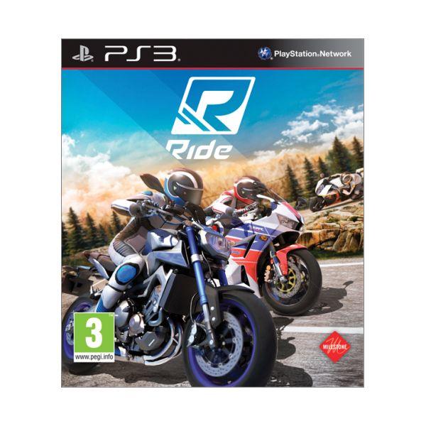 Ride [PS3] - BAZÁR (použitý tovar)